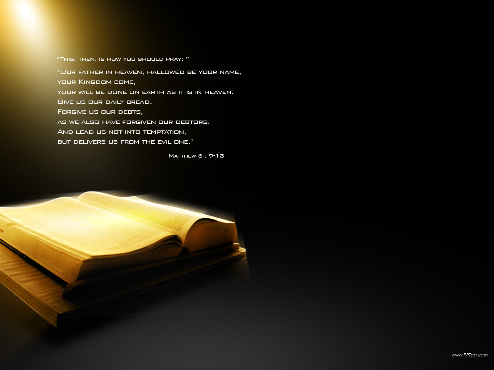 Holy bible powerpoint pptaa this bible powerpoint template alramifo Images