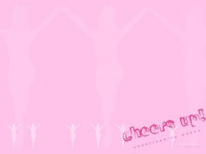 women powerpoint background