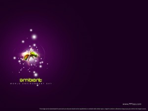 bee background powerpoint